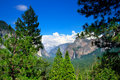 Free Tunnel View, Yosemite National Park Royalty Free Stock Images - 1123599