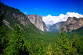 Free Tunnel View, Yosemite National Park Stock Images - 1123604