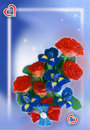 Free Congratulatory Card. Royalty Free Stock Photo - 1127655
