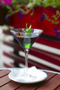 Free Mint Chocolate Cocktail Royalty Free Stock Photos - 1128608