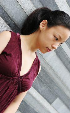Free Pretty Korean Female Royalty Free Stock Photography - 1121297