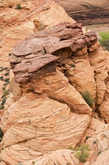 Free Geological  Formation Stock Photography - 1121652