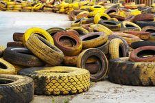 Free Old Tyres Stock Photos - 1122573