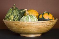 Free Pumpkins Royalty Free Stock Image - 1122726