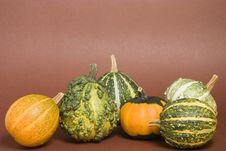 Free Pumpkins Royalty Free Stock Image - 1122736