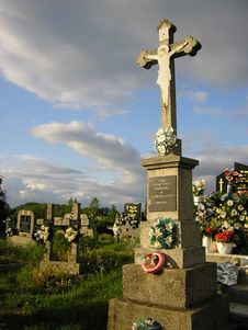 Free Cemetery Royalty Free Stock Image - 1123446