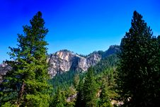 Free Yosemite National Park Royalty Free Stock Photography - 1123597