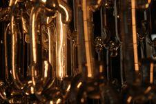 Free City Light Ropes Stock Photo - 1123900
