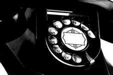 Free Telephone Royalty Free Stock Photography - 1124817