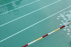 Free Swimming Lanes Royalty Free Stock Images - 1124899
