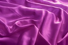 Free Purple Satin Stock Image - 1125601