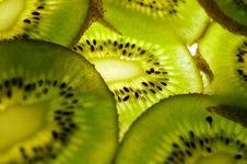 Free Kiwi Slices Royalty Free Stock Images - 1125679
