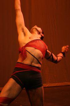 Free Dancers 4 Stock Image - 1127941