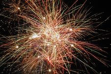Free Fireworks_6 Royalty Free Stock Image - 1129766