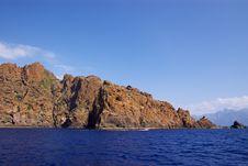 Free Scandola Rocks Stock Photo - 11200490