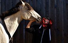 Free Horse, Horse Like Mammal, Horse Tack, Horse Supplies Royalty Free Stock Photography - 112042227