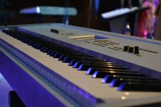 Free Musical Instrument, Keyboard, Piano, Musical Keyboard Stock Image - 112043321