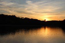 Free Reflection, Sky, Water, Sunset Stock Image - 112043561