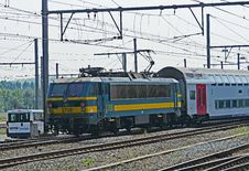 Free Train, Track, Transport, Rail Transport Royalty Free Stock Images - 112044509