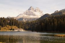 Free Reflection, Nature, Mountain, Wilderness Stock Images - 112045384