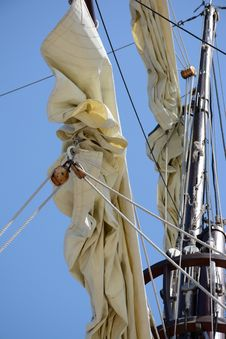 Free Sailing Ship, Mast, Tall Ship, Vehicle Stock Photography - 112045862