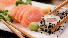 Free Smoked Salmon, Cuisine, Dish, Sashimi Royalty Free Stock Photos - 112056878