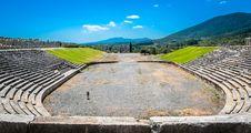 Free Amphitheatre, Sport Venue, Historic Site, Structure Stock Photography - 112056952