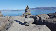 Free Rock, Promontory, Coast, Sky Royalty Free Stock Photos - 112058908