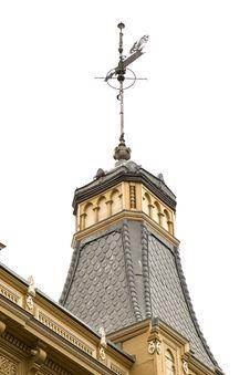 Free Landmark, Spire, Steeple, Building Stock Photos - 112059873