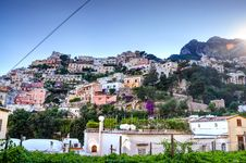 Free Hill With Houses Photo Stock Image - 112090001