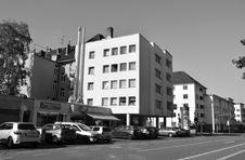 Free Building, Metropolitan Area, Residential Area, Black And White Royalty Free Stock Photos - 112120558