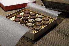 Free Chocolate, Praline, Bonbon, Confectionery Royalty Free Stock Photos - 112120638