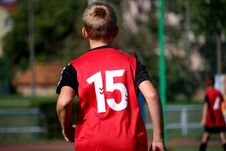 Free Red, Sports, Football Player, Team Sport Royalty Free Stock Photo - 112120845