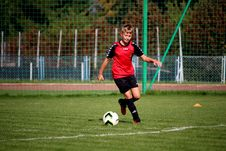 Free Player, Sport Venue, Sports, Football Player Stock Photo - 112120850