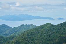 Free Sky, Highland, Vegetation, Mount Scenery Royalty Free Stock Images - 112121209