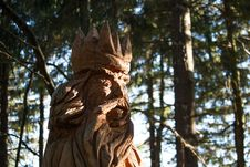 Free Tree, Woody Plant, Statue, Sculpture Stock Photos - 112121213