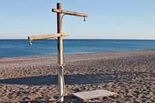 Free Sea, Sky, Cross, Shore Stock Images - 112121434