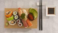 Free Food, Cuisine, Sushi, Japanese Cuisine Stock Image - 112121521
