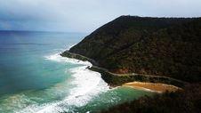 Free Sea Cliff At Daytime Royalty Free Stock Photos - 112184558