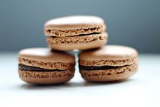 Free Selective Focus Photo Of Three Macaroons Royalty Free Stock Photography - 112184807