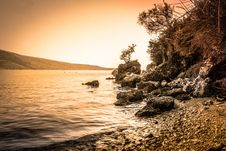 Free Body Of Water, Sky, Shore, Water Stock Image - 112200861