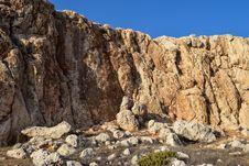 Free Rock, Badlands, Bedrock, Outcrop Stock Photo - 112200990