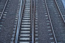 Free Track, Line, Metal, Rail Transport Royalty Free Stock Images - 112201809