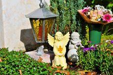 Free Flower, Garden, Plant, Statue Stock Photo - 112277690