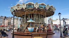 Free Amusement Ride, Amusement Park, Carousel, Tourist Attraction Royalty Free Stock Image - 112277866