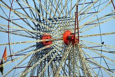 Free Ferris Wheel, Tourist Attraction, Amusement Park, Sky Royalty Free Stock Images - 112278079