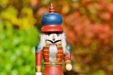Free Nutcracker, Christmas Decoration, Decorative Nutcracker, Christmas Stock Photos - 112278343