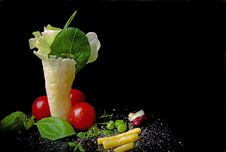 Free Vegetable, Garnish, Leaf Vegetable, Food Stock Photography - 112278422
