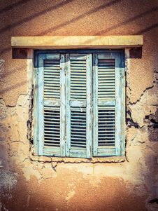 Free Window, Wall, House, Square Stock Photos - 112278743
