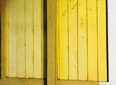 Free Yellow Wood Planks Stock Photo - 112301510